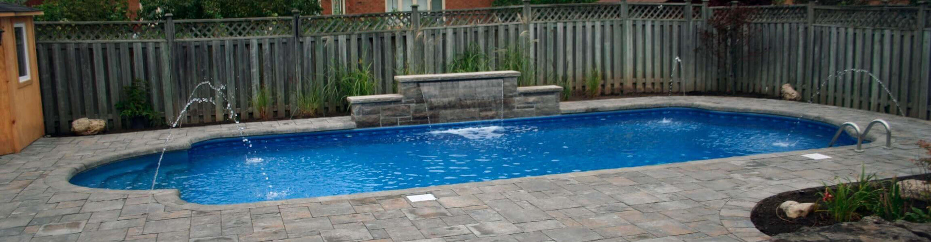 Straight Sided Pools
