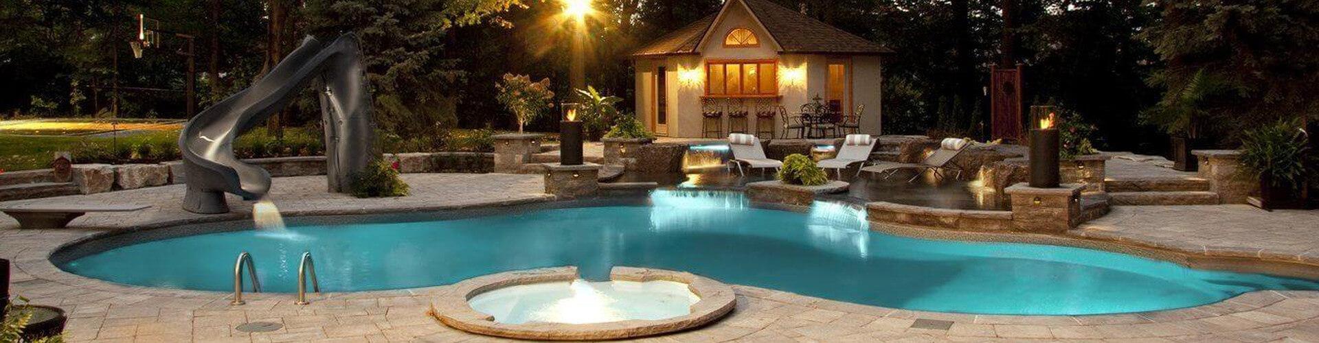 Freeform Inground Pools